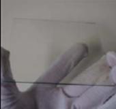 شیشه رسانای (15-15)ITO