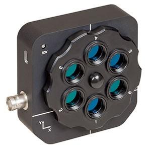 لیزر بیم پروفایلر (Beam Profiler) در محدوده طول موجی 1100-350 نانومتر