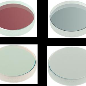 آینه داغ و سرد (Hot and Cold Mirrors: UV Fused Silica Substrate)