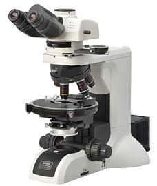 میکروسکوپ های پلاریزان نیکون مدل LV100 – pol