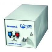 منبع نور هالوژن تنگستن و دوتریوم (230 تا 2500nm) مدلDH-2000-BAL