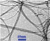 نانو لوله كربني تك جداره با عامل آمین SWCNT_NH2
